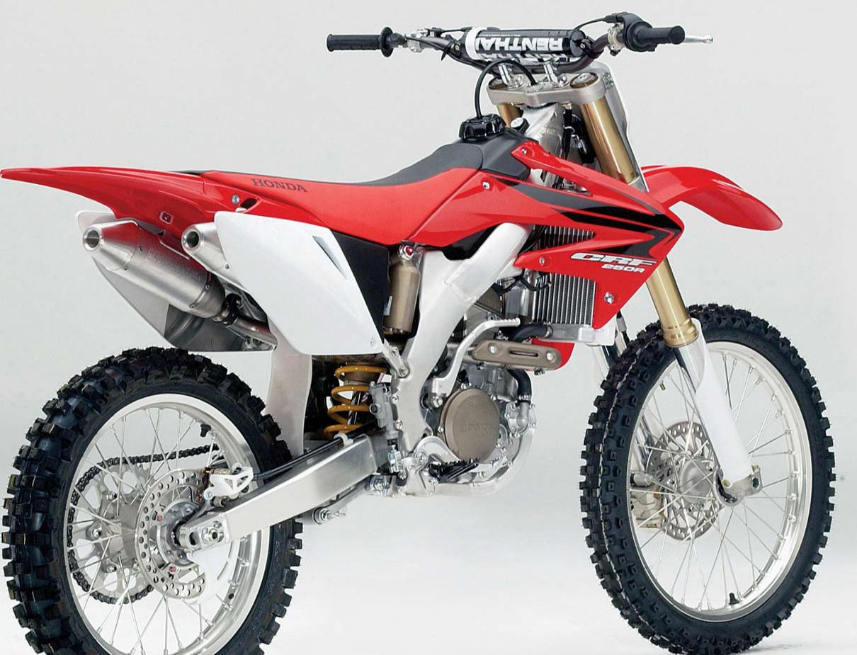 2004 honda crf 250r owners manual