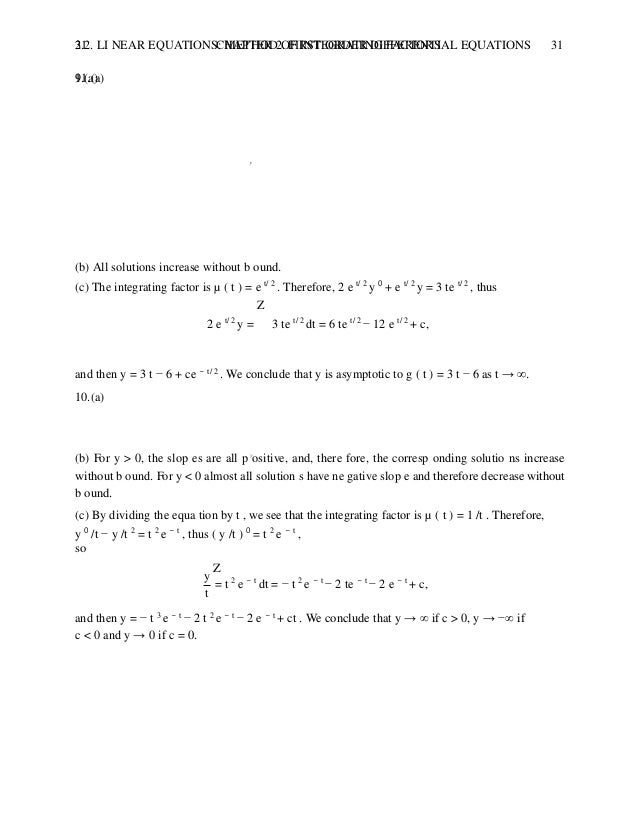 brannan differential equations solutions manual pdf