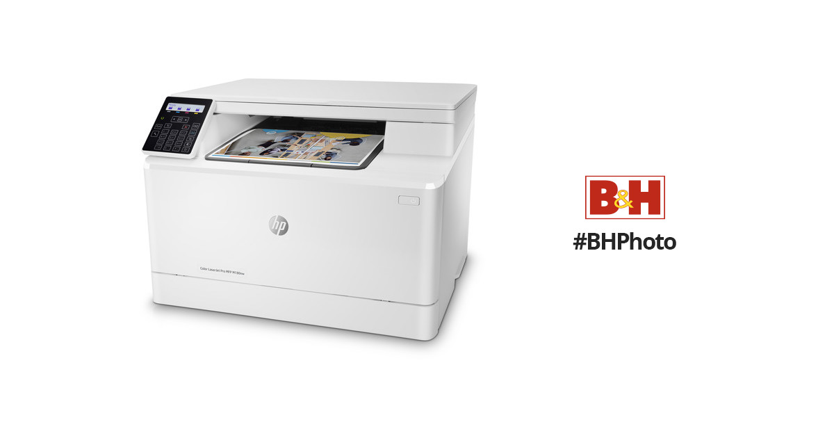 hp color laserjet mfp m180nw manual