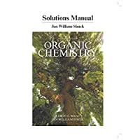 organic chemistry mark loudon solutions manual
