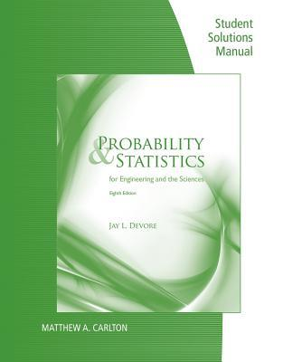 student solutions manual for probability and statistics 4th edition